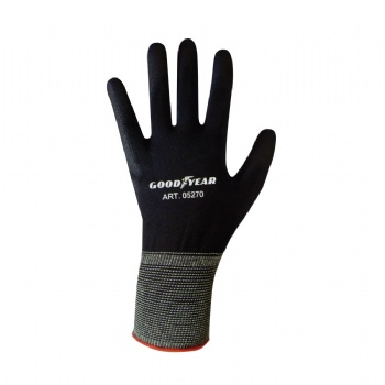 ARIETE BLACK GLOVES